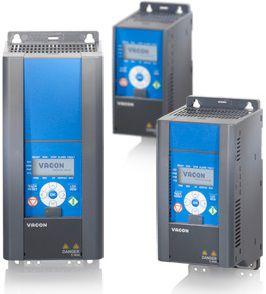 Преобразователей частоты VACON0010 3L 0009 4