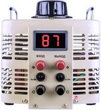 Автотрансформатор ЛАТР TDGC2 1 с цифровым дисплеем