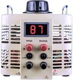 Автотрансформатор ЛАТР 5000 ВА с цифровым дисплеем
