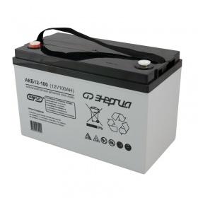 Энергия АКБ 12-100 12В 100А/Ч