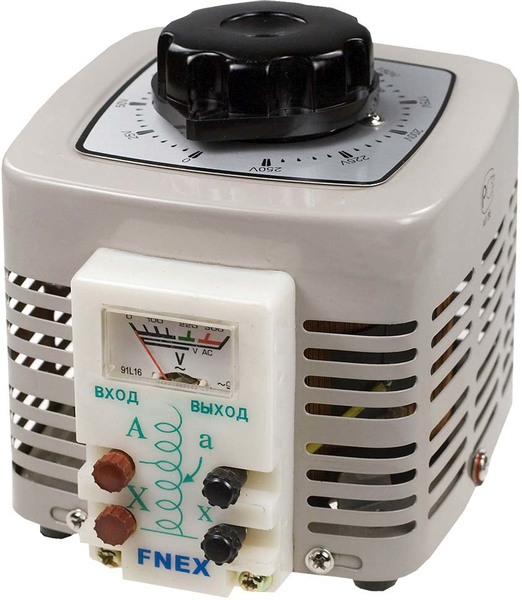 Автотрансформатор ЛАТР TDGC2 0,5k