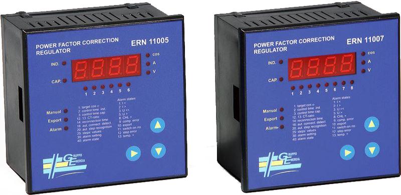 Микропроцессорный регулятор Gruppo Energia Advanced ERN11007