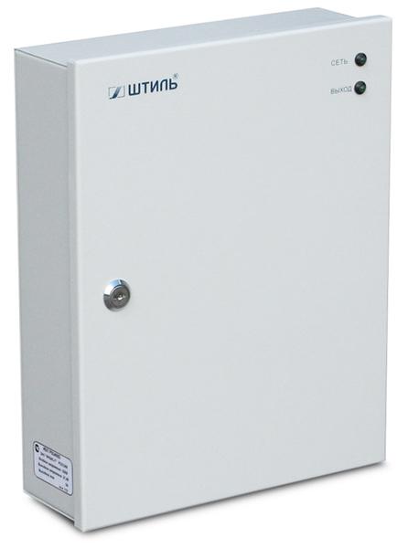 ИБП постоянного тока Штиль PS2420G, 24 В, 20 A