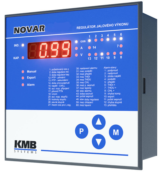 Микропроцессорный регулятор Novar 1114