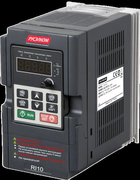 Частотный преобразователь RI 10 GD10-0R2G-S2