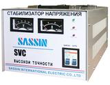 Стабилизатор напряжения Sassin SVC 8000