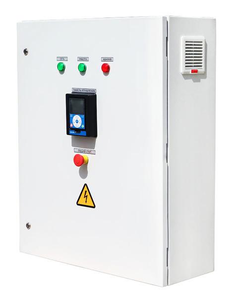 Ящик управления насосом ЯУН 22 кВт
