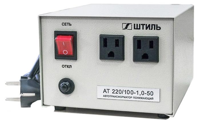 Автотрансформатор Штиль АТ 220-100-1,0-50