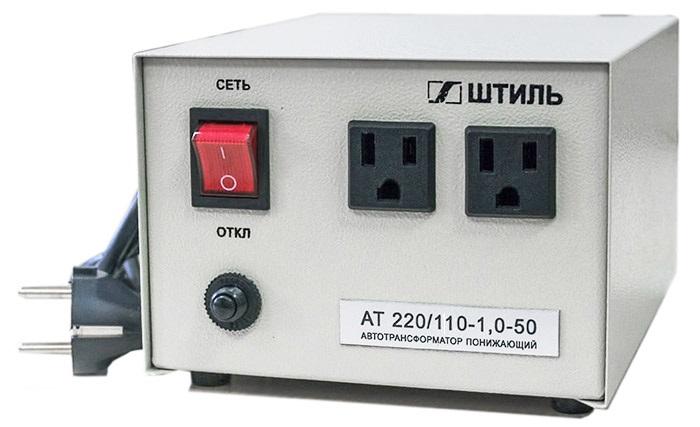 Автотрансформатор Штиль АТ 220-110-1,0-50