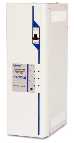 Однофазный стабилизатор напряжения Каскад СН-2000