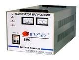 Стабилизатор напряжения Wusley SVC-500