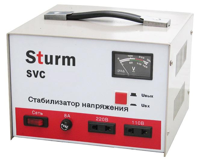 Стабилизатор напряжения Sturm 500