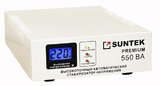 Стабилизатор напряжения Suntek 550 ВА Premium 220 110