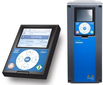 Преобразователь частоты VACON0100-3L-0105-5