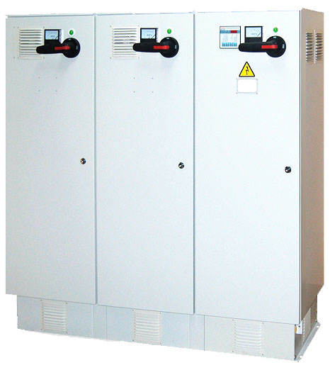 Конденсаторная установка УКРП56 6,3 на 250 кВАр